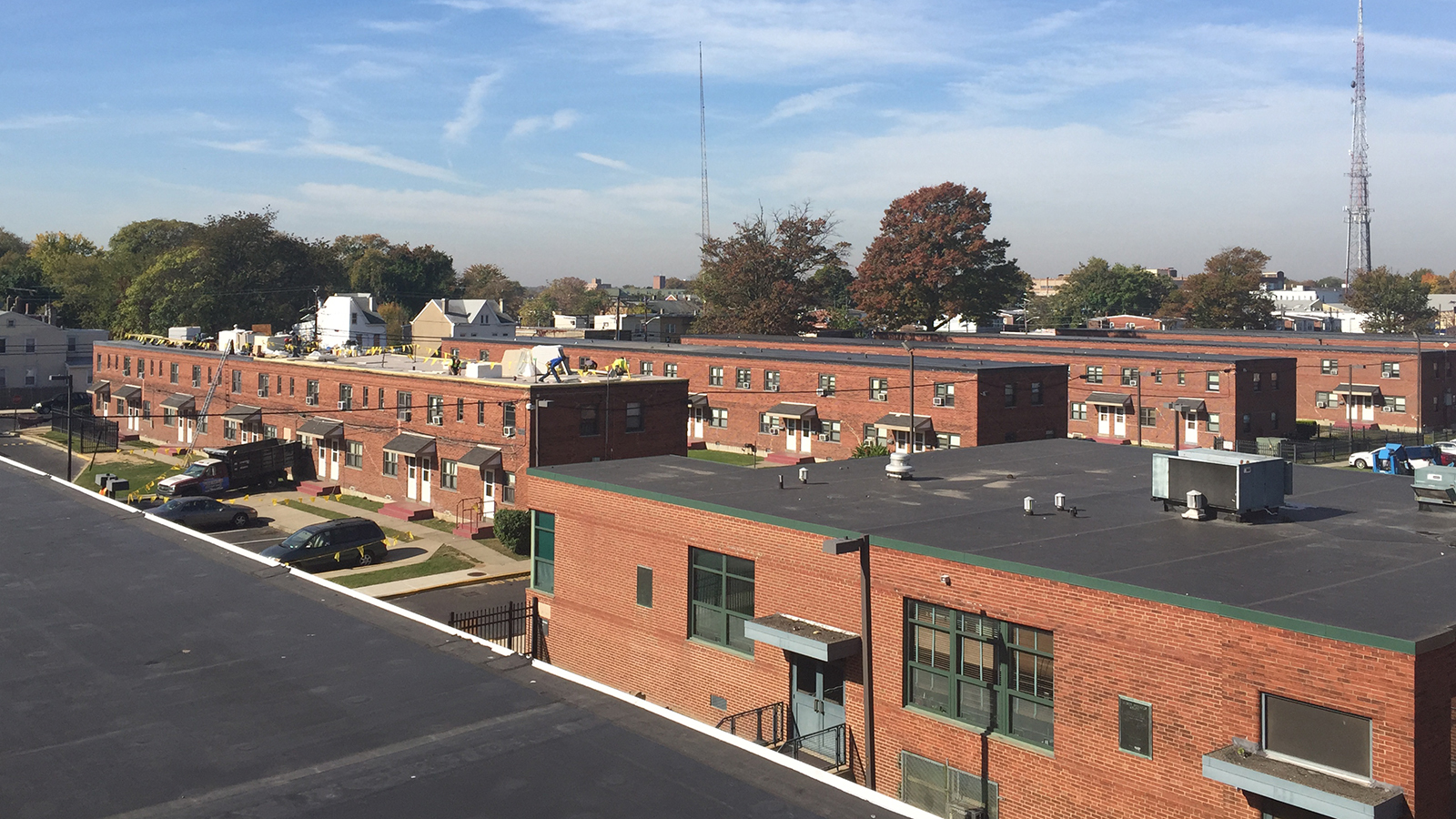 commercial roofing south jersey