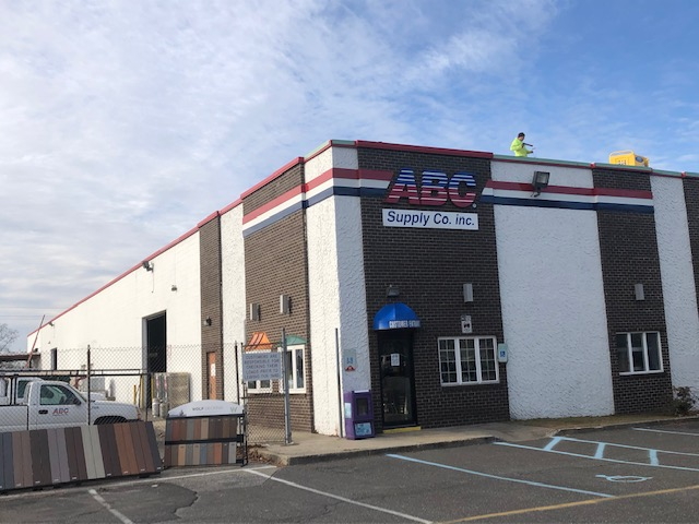 Commercial Roof Replacement in Toms River NJ