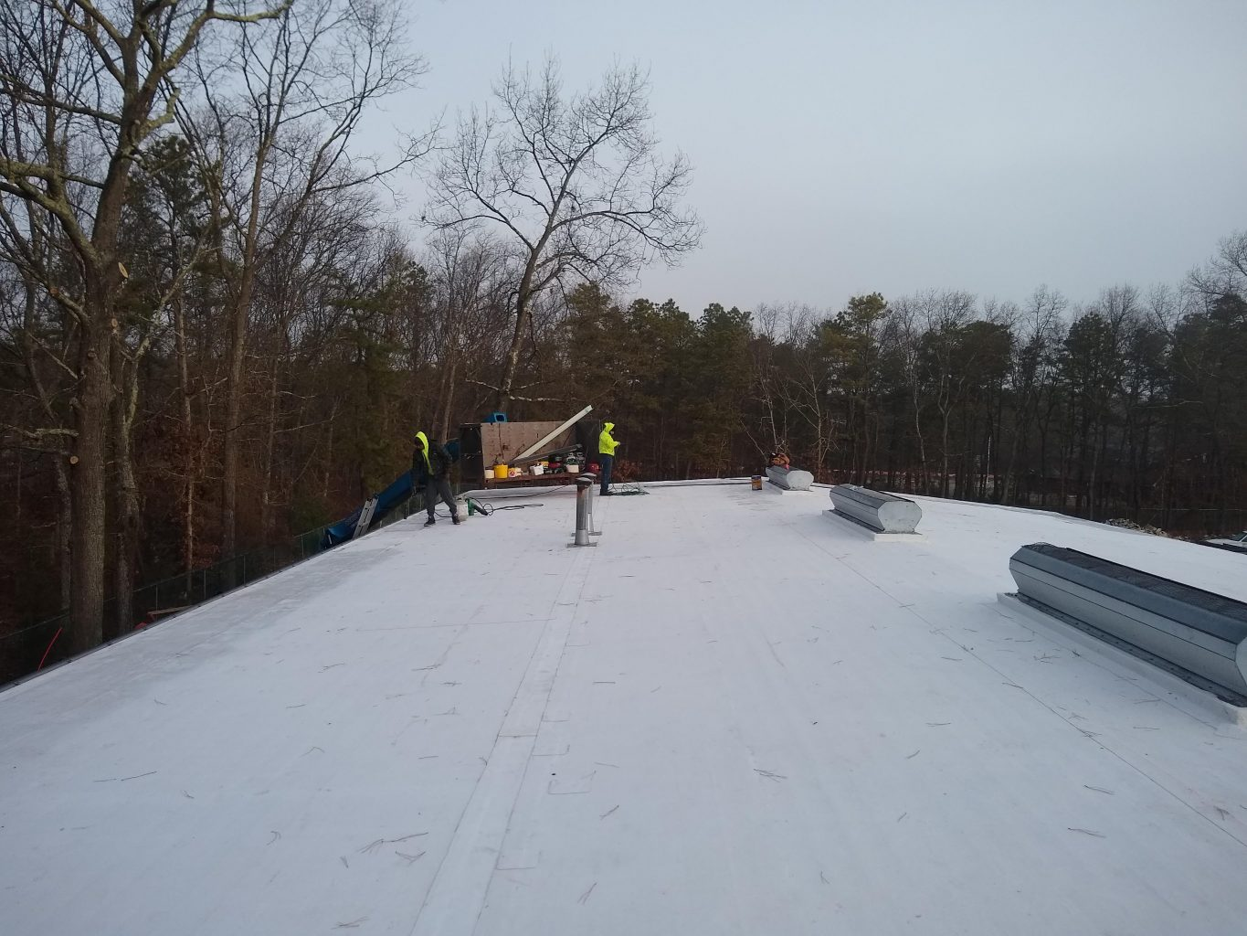 Standing Seam Metal Roof in Whiting, NJ