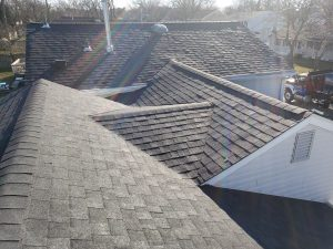 Multi-Tier Roof Replacement in Brick, New Jersey