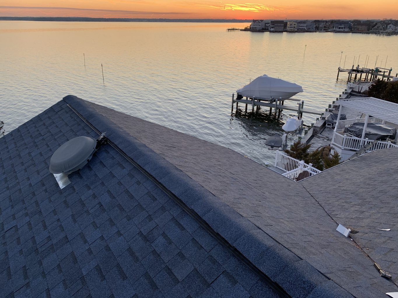 New Roof for Bayside Home in Toms River (2)