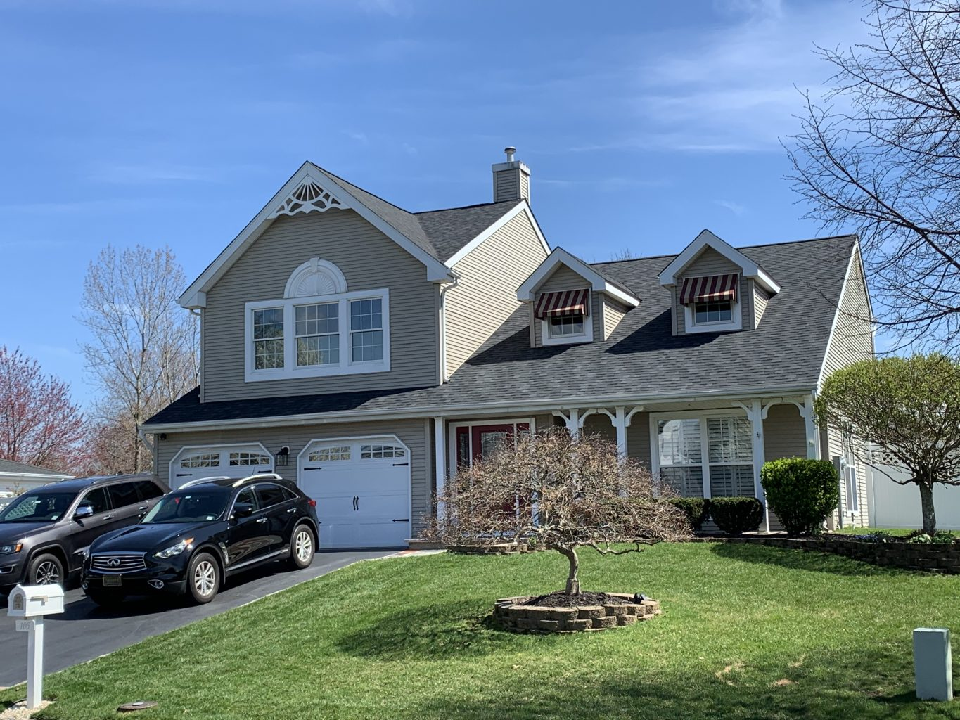 Roof Replacement in Tinton Falls, NJ