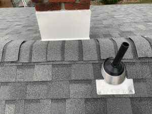 New Shingle Roof in Toms River New Jersey