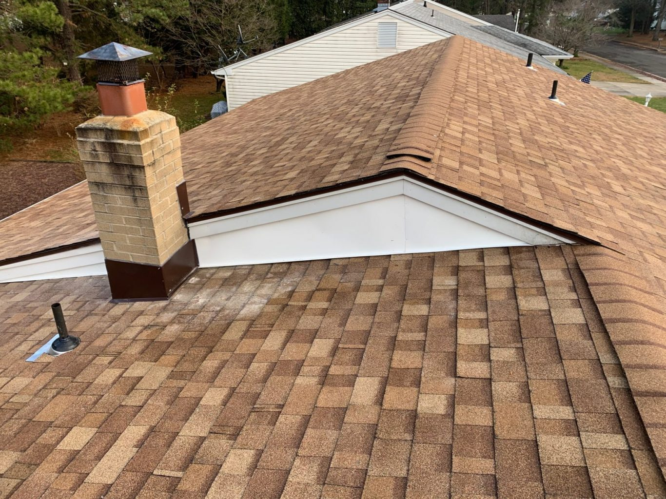 New Roof at 18 Zeeland Drive Toms River, NJ