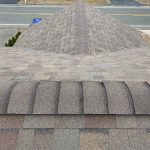 Shingle and Flat Roof in Brick New Jersey