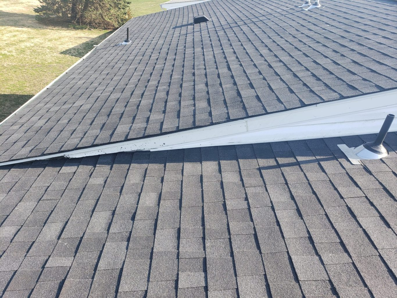 New Roof at Pembroke Lane in Holiday City