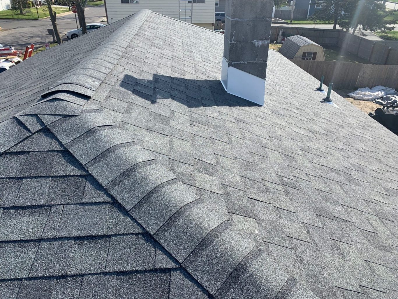 Roof Replacement in Beachwood, New Jersey