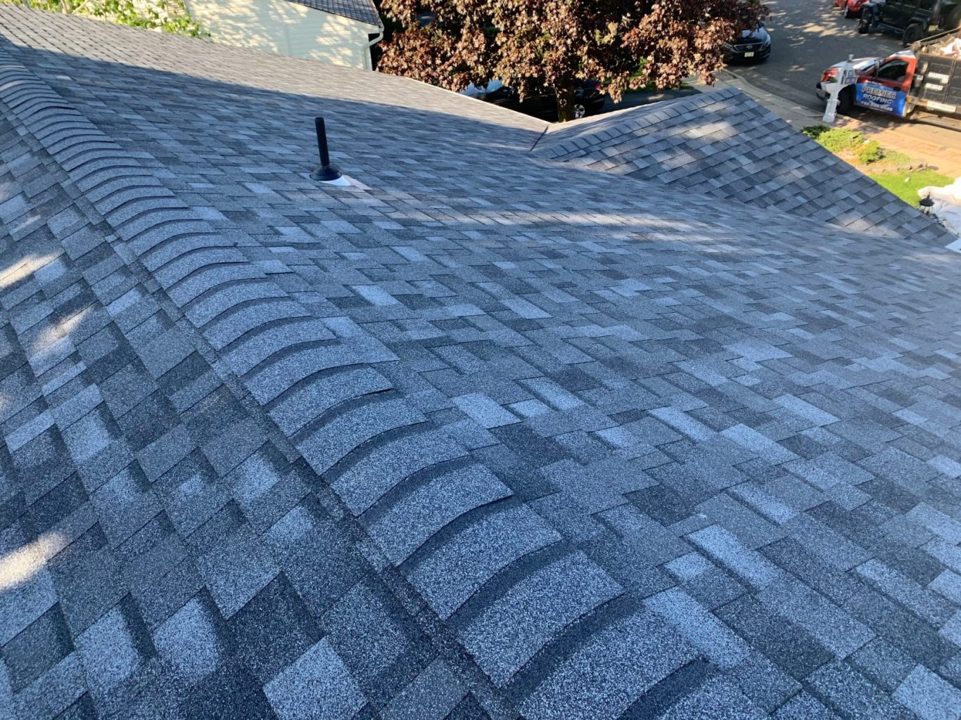 New Roof at 19 Bedford Ct in Toms River, NJ